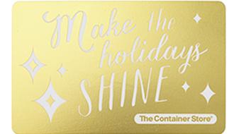 Holidays Shine