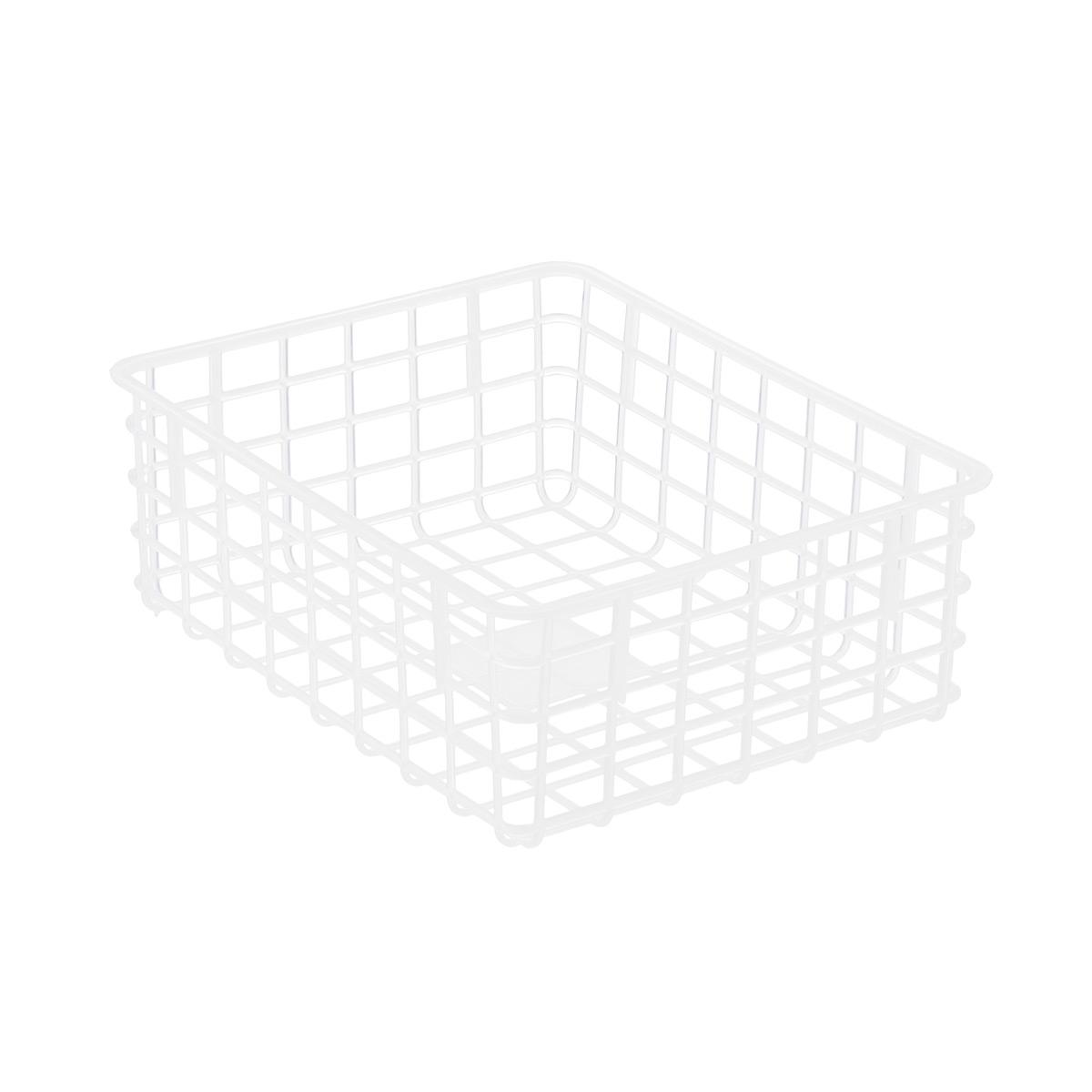 Plastic Grid Basket