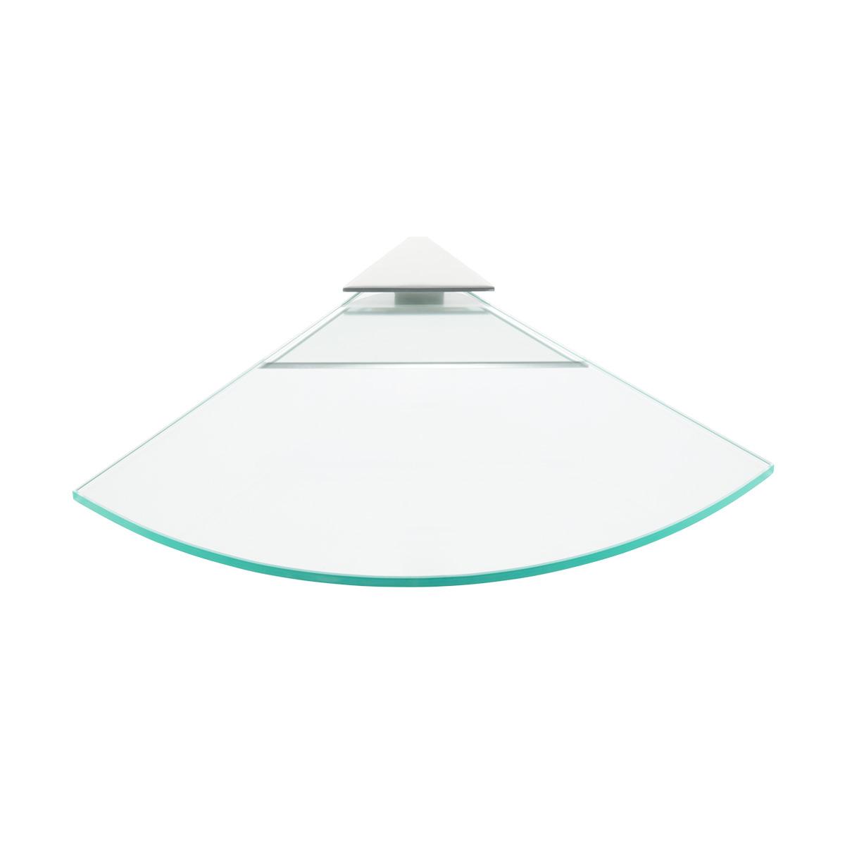 Glass Corner Shelf Kit