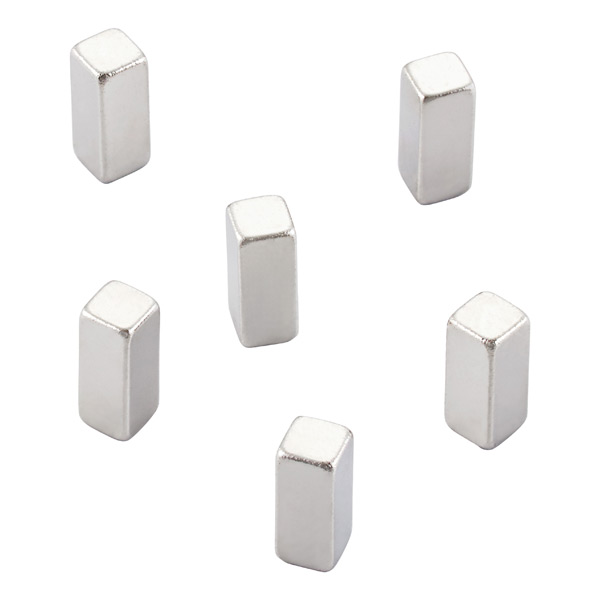 Mighty Magnet Square Pegs