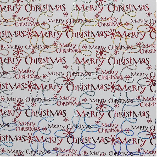 Wrap Merry Christmas