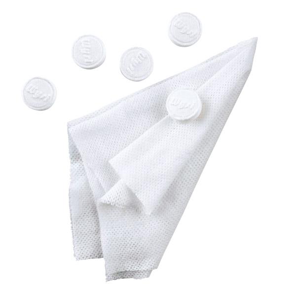 Wysi^Wipe Biodegradable Towels