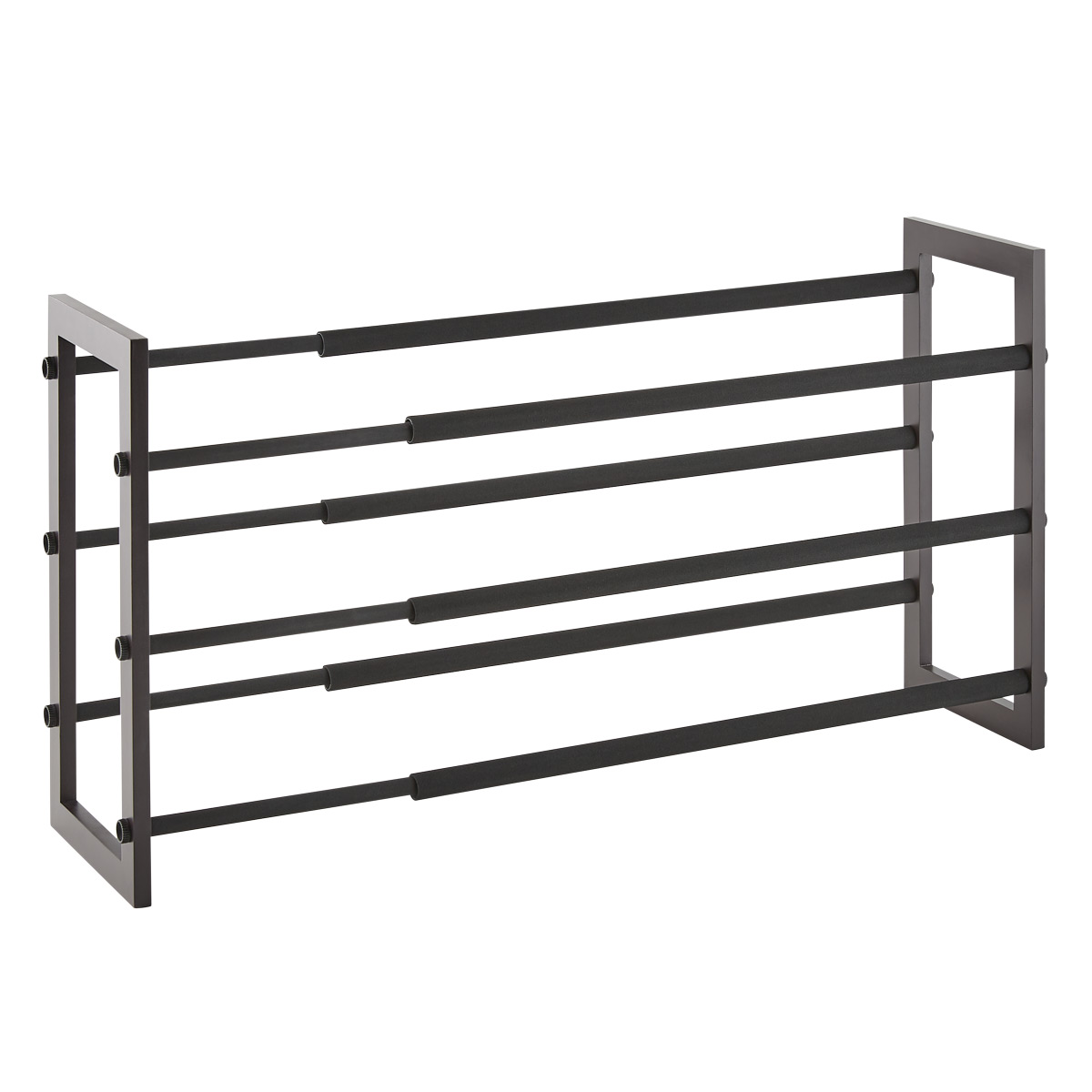 Expandable Grippy Shoe Rack