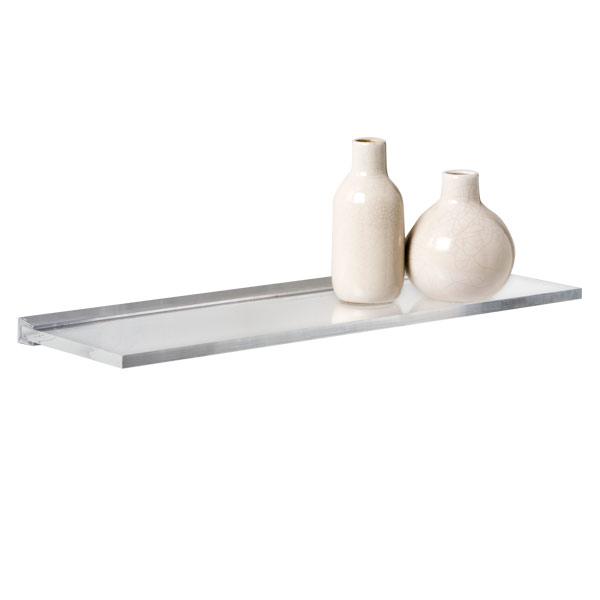 Sheer Acrylic Shelf