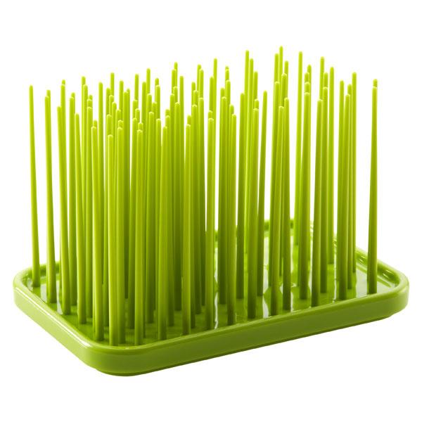 Grassy Toothbrush Organizer