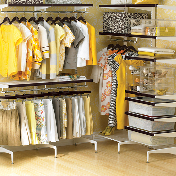 decor Walk-In Closet
