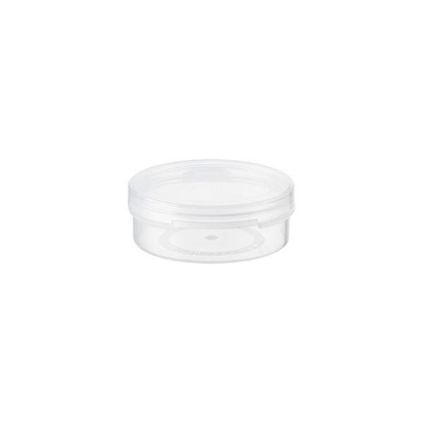 Hinged-Lid Jar