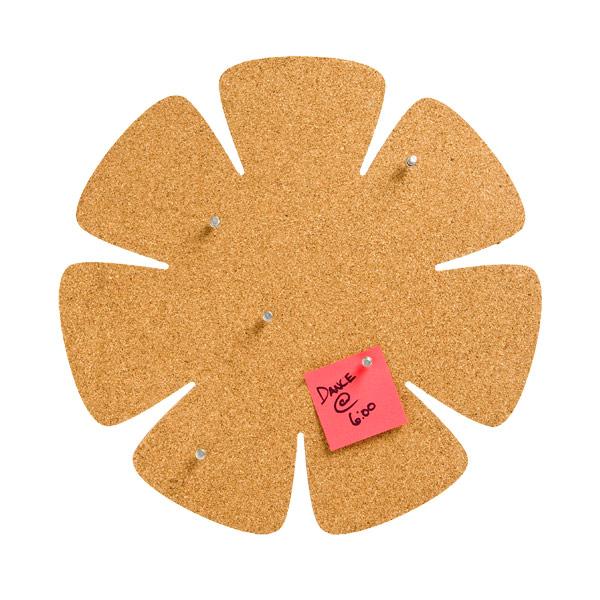 Poppy Cork Board