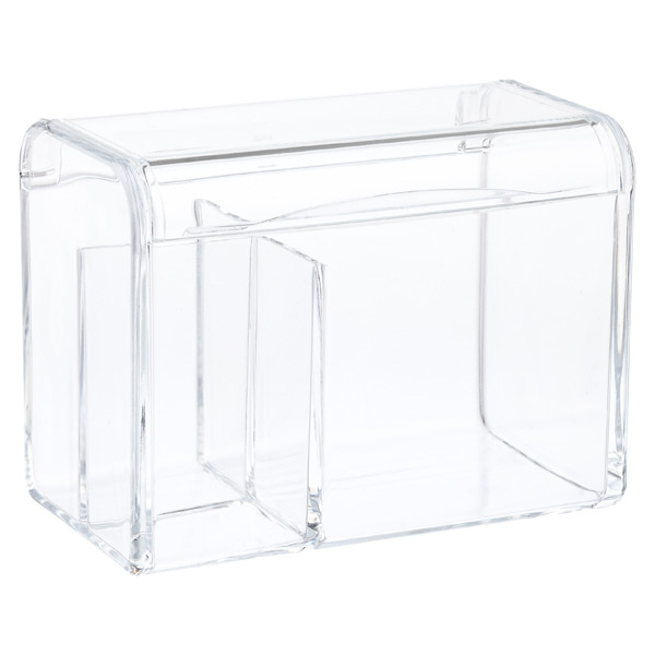 Acrylic Hinged-Lid Box