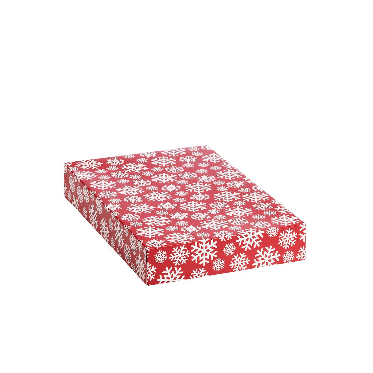 2-pc. Snowflakes Gift Box