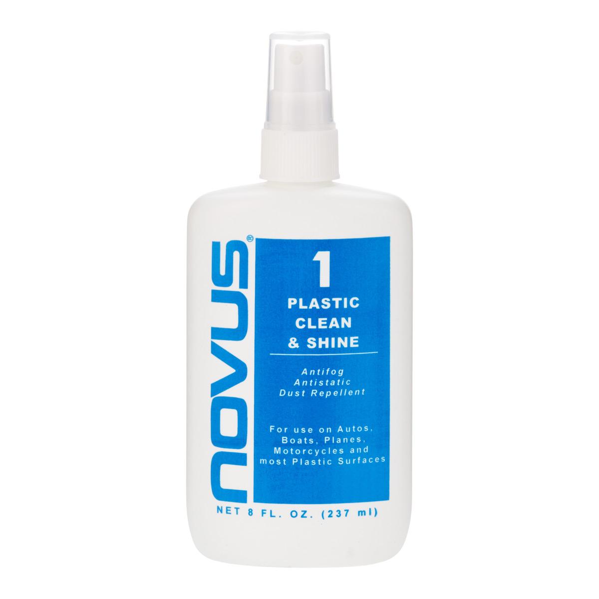 Plastic Clean & Shine #1