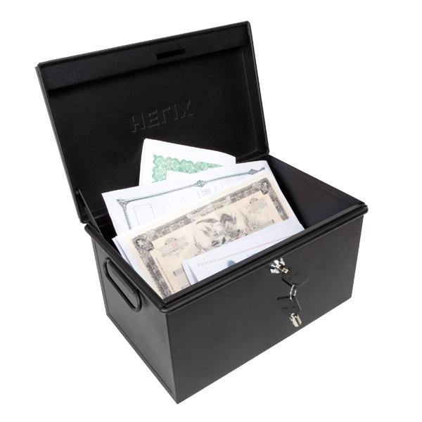 High-Security Deed Box