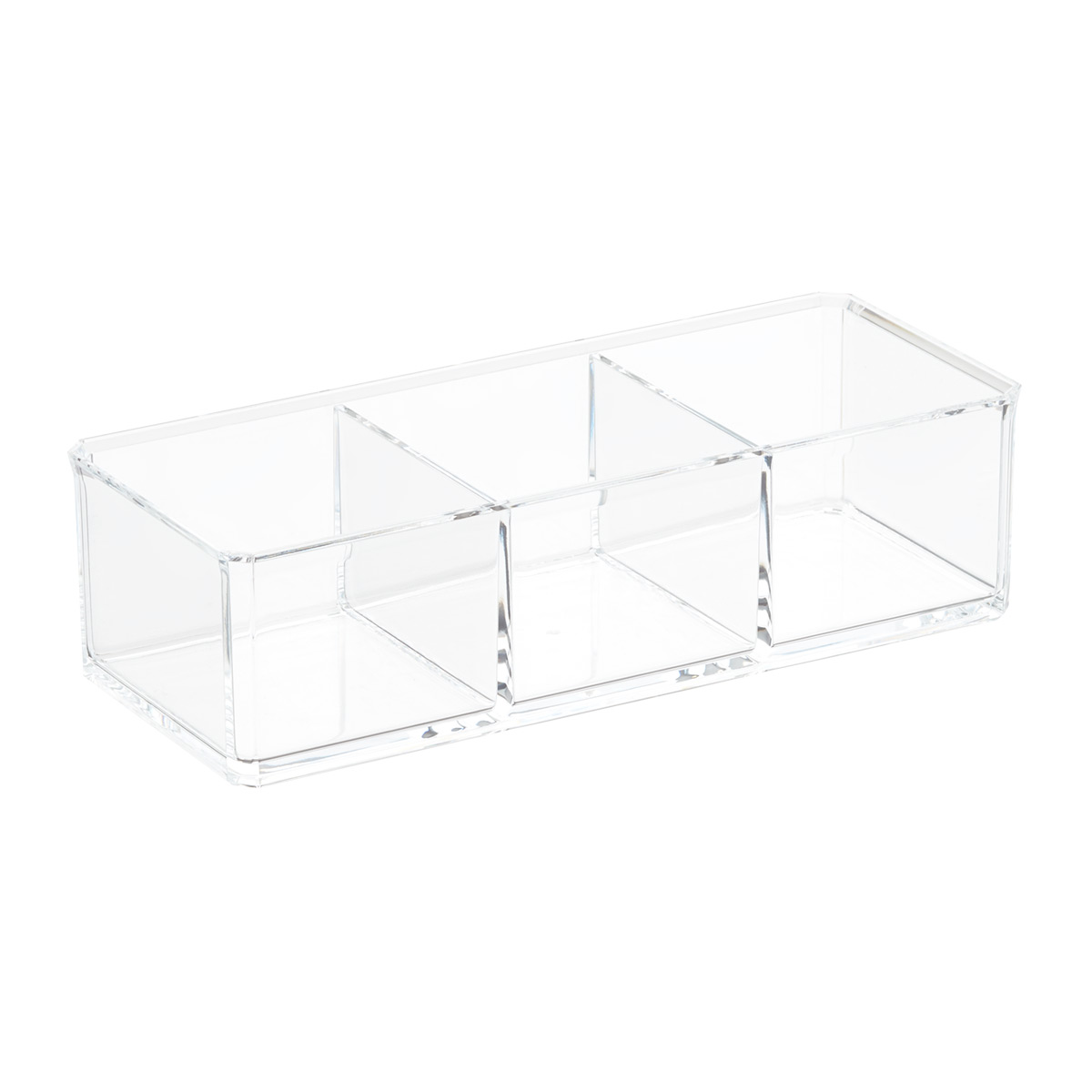 Acrylic Edge Stacking Bin