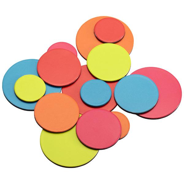 Color Dot Magnets