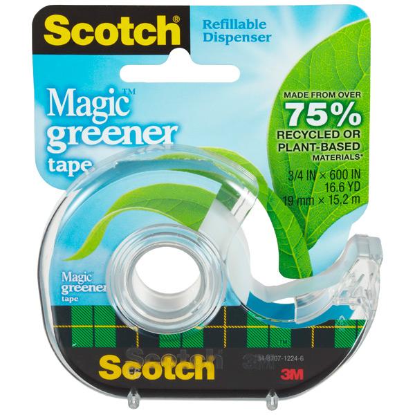 Magic^ Greener Tape