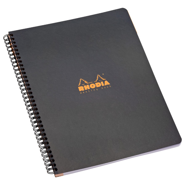 Rhodia~ Meeting Notebook