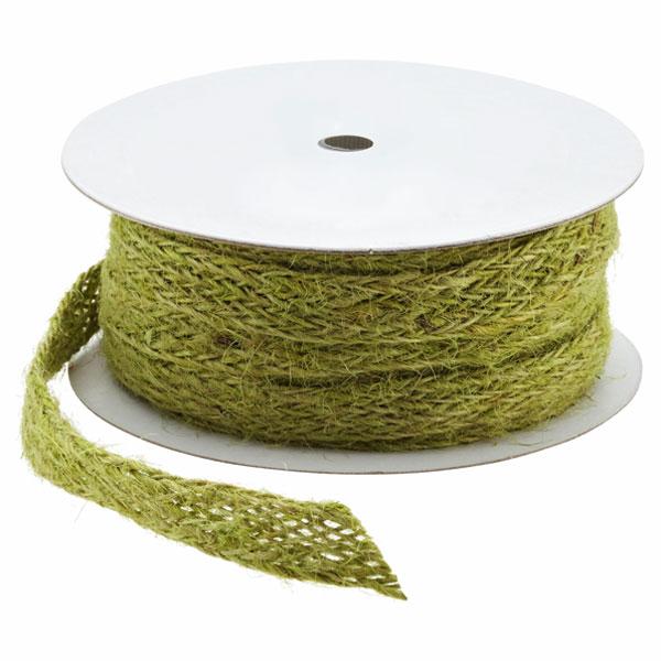 Ribbon Jute Weave