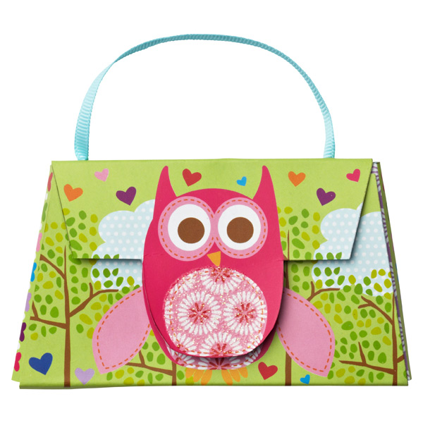 What a Hoot Gift Card Purse