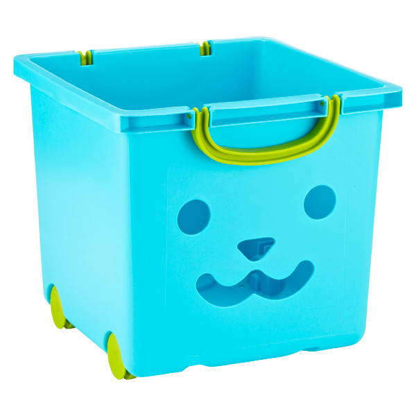 Kids Storage Bins - Stackable Storage Bins