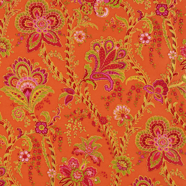 Wrap Paisley Spice