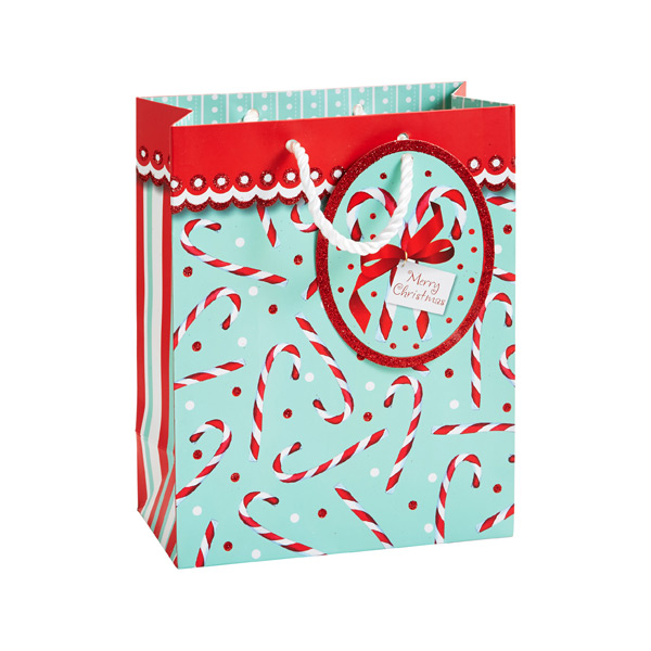 Candy Canes Tote