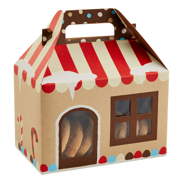 Gingerbread House Gable Box