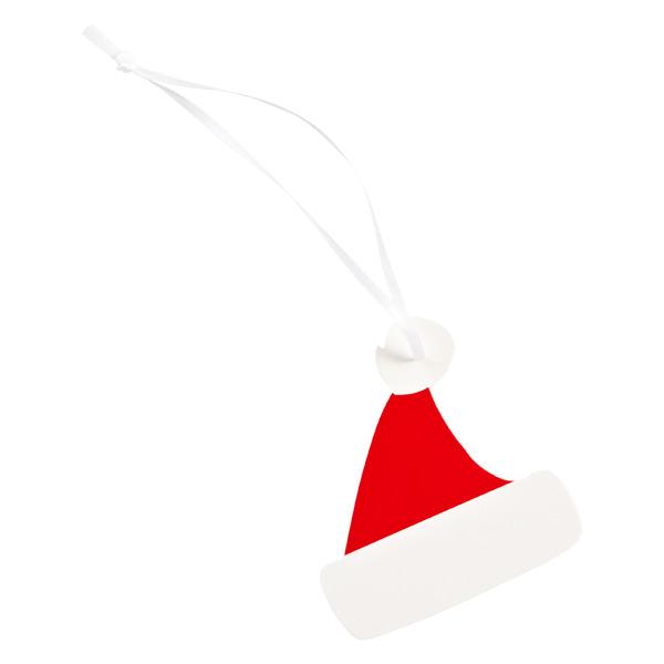 Gift Tags Santa Hat