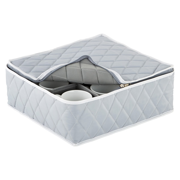 Quilted Cup Storage Case