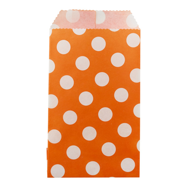 Large Dots Treat Sacks