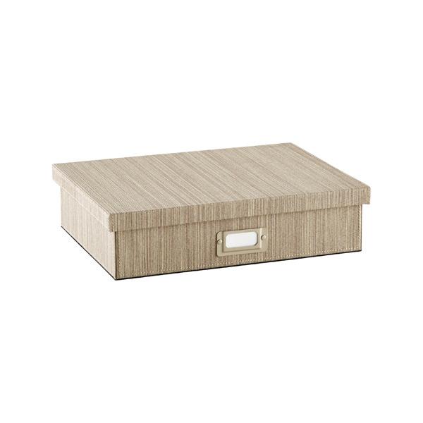 Parker Letter Box