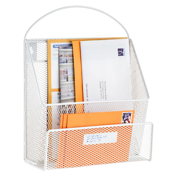 Mesh Wall Mail Sorter
