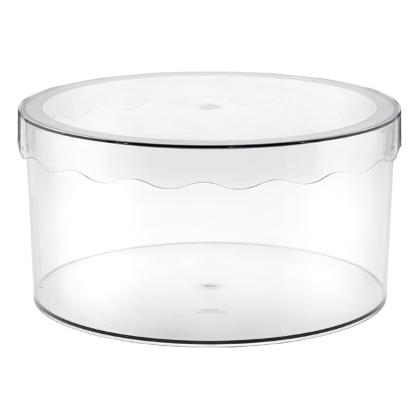 Clarity Hat Box