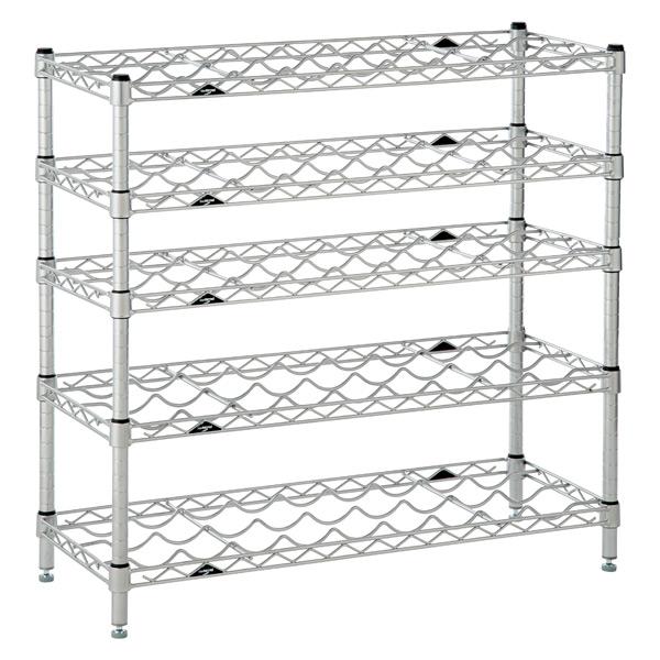 5-Shelf Wine Rack