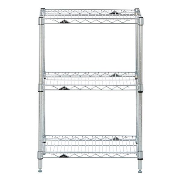 3-Shelf Commercial Unit