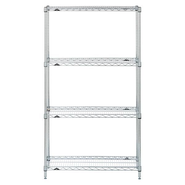 4-Shelf Commercial Basic Unit
