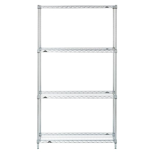4-Shelf Commercial Solution