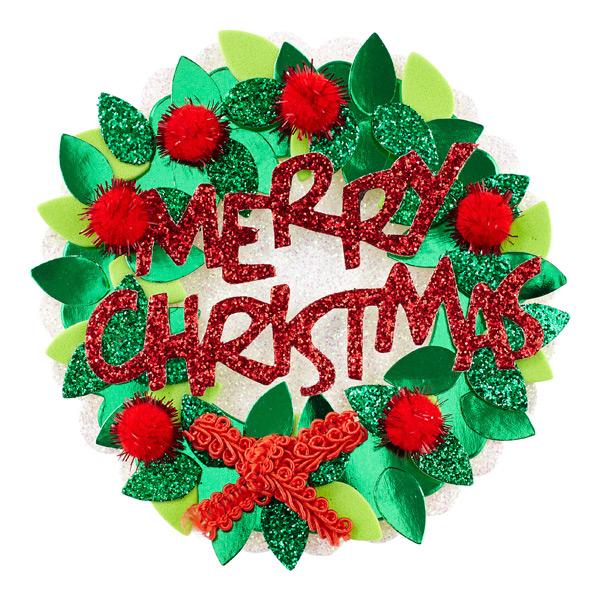 Gift Decor Christmas Wreath