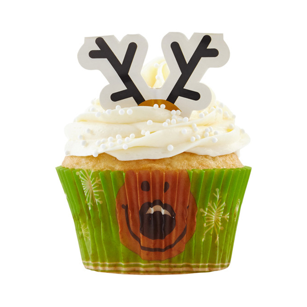 Cupcake Kit Reindeer