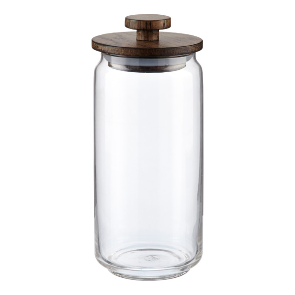 Artisan Glass Canister