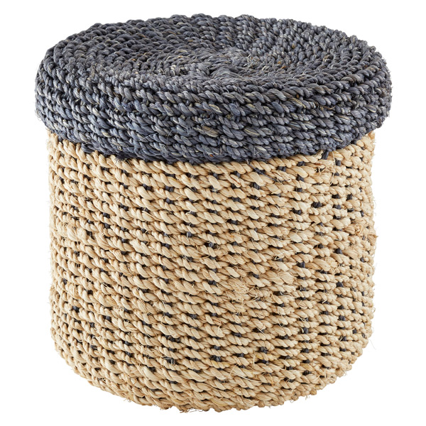Tahiti Basket with Lid