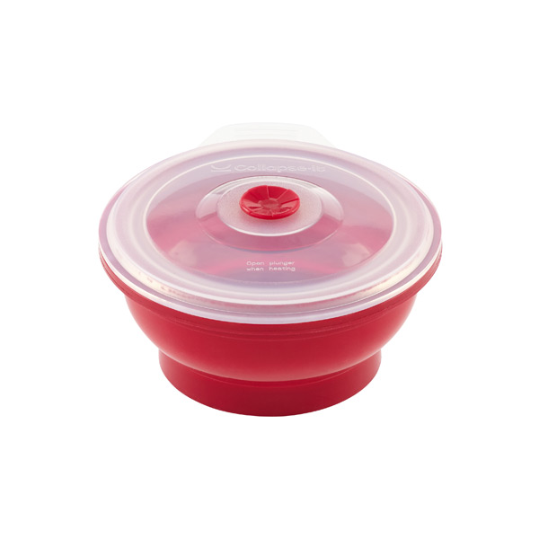 Silicone Round Collapse-It