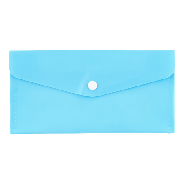 Envelope Snap Pouch