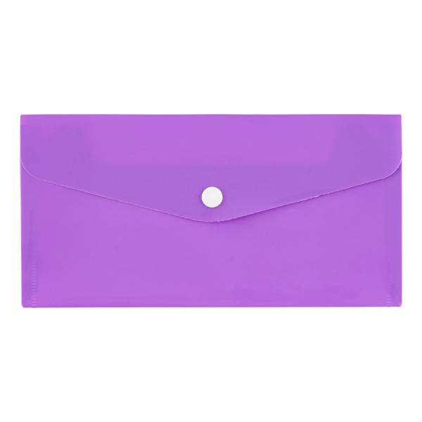 Envelope Snap Pouch