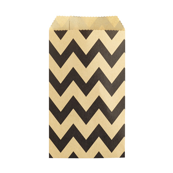 Kraft Chevron Treat Sacks