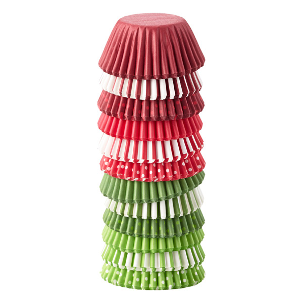 Mini Holiday Baking Cups