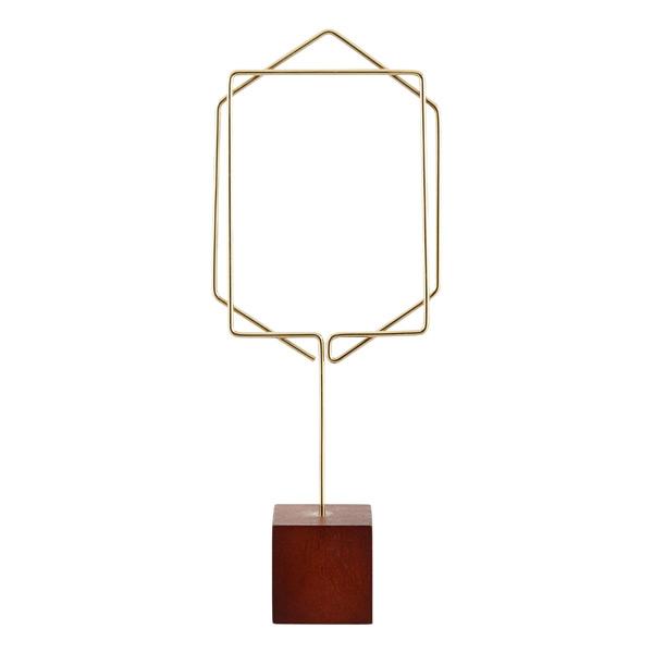 Hoopla Hexagon Display Stand