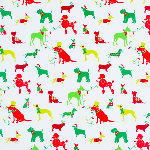 Wrap Holiday Hounds