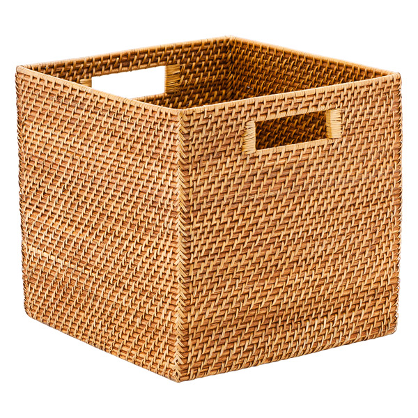Rattan Cube