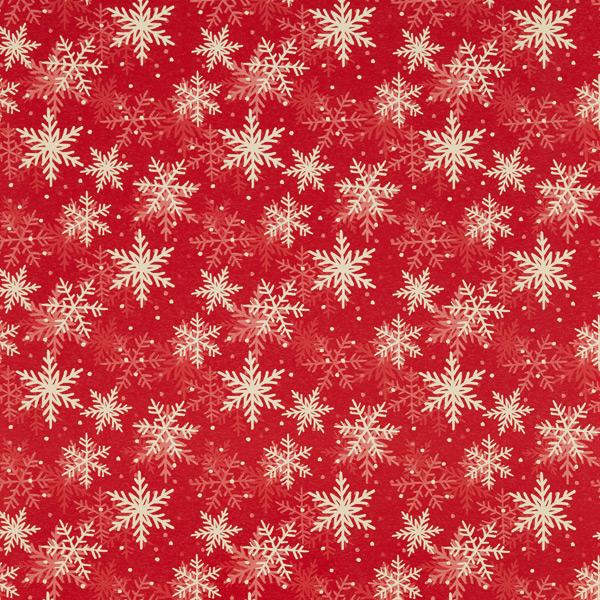 Wrap Snowflakes
