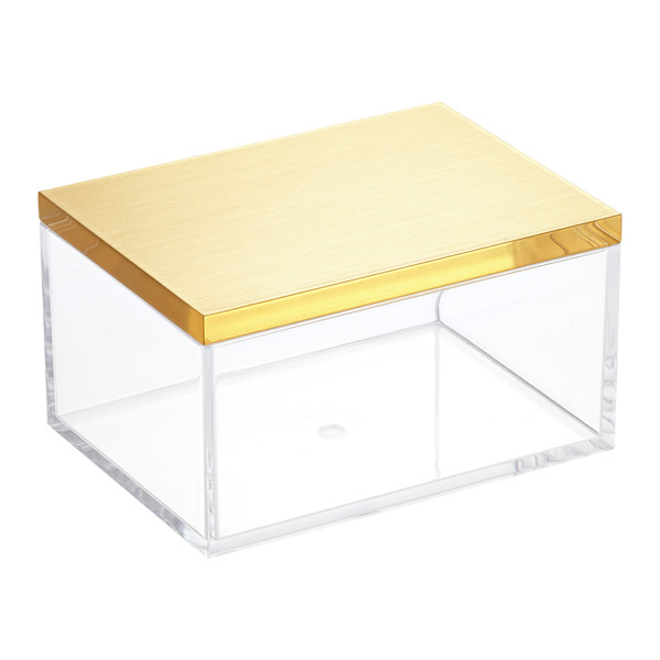Box Clear w/Lid